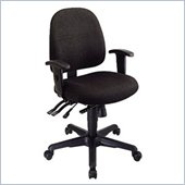 Office Star Work Smart Multi-Function Ergonomic Chair with Ratchet Back