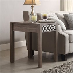 Office Star Helena End Table