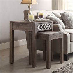 Office Star Helena Nesting Tables