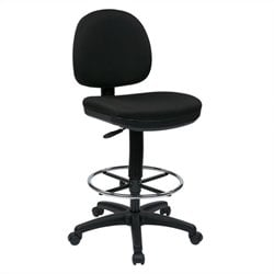 Office Star DC Lumbar Support Drafting Chair
