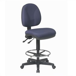 Office Star DC Series Deluxe Ergonomic Drafting Chair