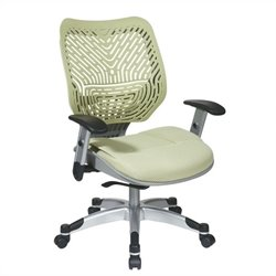 Office Star 86 REVV Series SpaceFlex Back Office Chair in Kiwi