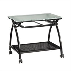 Office Star Newport Newport Mobile File in Black