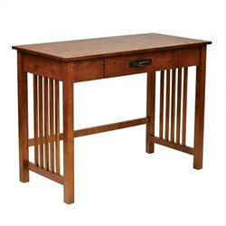 Office Star Sierra Writing Desk in Ash