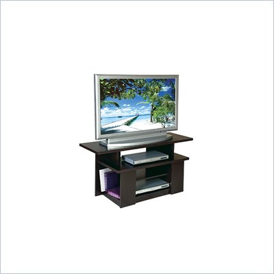 Office Star HEC 48&quot; Matrix TV Stand in Espresso