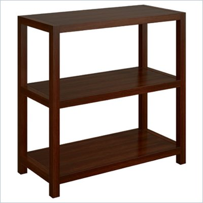 Office Star Hampton Bookcase (30&quot; height) in Espresso