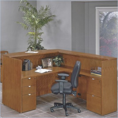 Office Star Kenwood 72&quot; Reception Station