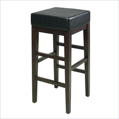 Office Star Metro 30&quot; Square Bar stool
