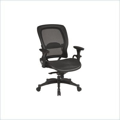 Office Star SPACE Collection: Matrex Back and Seat Ergonomic Chair