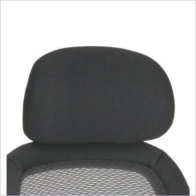 Office Star Optional Black Headrest