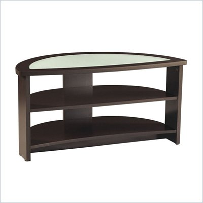Office Star 42 Inch Espresso Wide TV Stand