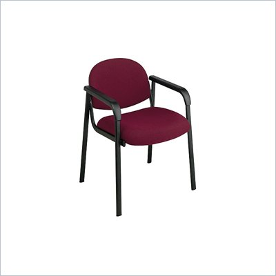Office Star Designer Plastic Shell Back Guest Chair