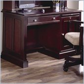 Riverside Furniture Crossings Large Computer Desk in Espresso
