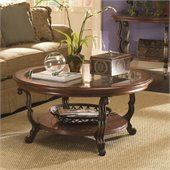 Riverside Ambrosia Round Coffee Table
