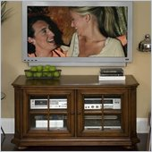Riverside Cantata 48 Inch TV Console with Glassdoor