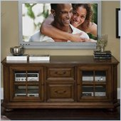 Riverside Cantata 63 Inch TV Console with Glassdoor