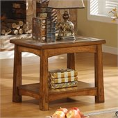 Riverside Craftsman Home Side Table