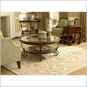 Riverside Fortunado Round Coffee Table