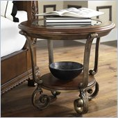 Riverside Fortunado Round Side Table