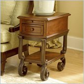 Riverside Fortunado Chairside Table