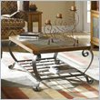 ADD TO YOUR SET: Riverside Harmony Rectangular Coffee Table
