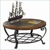 Riverside Harmony Round Coffee Table