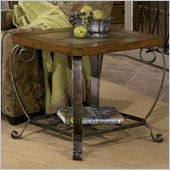 Riverside Harmony Rectangular Side Table