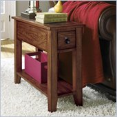 Riverside Harmony Chairside Table