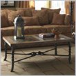 ADD TO YOUR SET: Riverside Medley Rectangular Coffee Table