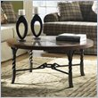 ADD TO YOUR SET: Riverside Medley Round Coffee Table