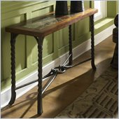 Riverside Furniture Medley Sofa Table in Camden