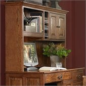 Riverside Seville Square 58 Inch Storage Hutch
