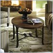 ADD TO YOUR SET: Riverside Furniture Medley Oval Cocktail Table in Camden / Wildwood Taupe