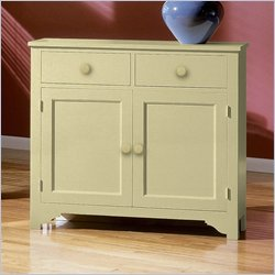 Riverside Splash Of Color Vestibule Cabinet Buttercup Yellow Best Price