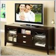 ADD TO YOUR SET: Riverside Furniture Annandale 60-Inch TV Console in Dark Mahogany