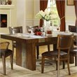 ADD TO YOUR SET: Riverside Furniture Belize Rectangular Dining Table 