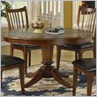 ADD TO YOUR SET: Riverside Furniture Bella Vista Convert-a-Height Dining Table