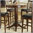 ADD TO YOUR SET: Riverside Furniture Bella Vista Convert-a-Height Pub Table