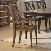 Riverside Furniture Delcastle Dining Arm Chair