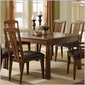 Riverside Furniture Craftsman Home Rectangular Dining Table