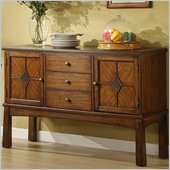 Riverside Furniture Craftsman Home Server
