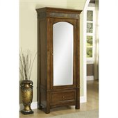 Riverside Furniture Craftsman Home Wardrobe