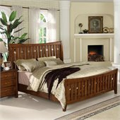 Riverside Furniture Craftsman Home Full-Queen Bed