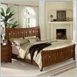 ADD TO YOUR SET: Riverside Furniture Craftsman Home King Bed