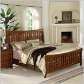 Riverside Furniture Craftsman Home King Bed