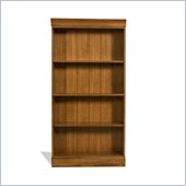 Riverside Furniture Woodland's Oak 60 Inch Bookcase