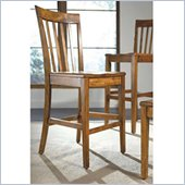 Riverside Furniture Harmony Slat Back Counter Stool