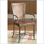 Riverside Furniture Medley Arm Dining Chair