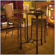 ADD TO YOUR SET: Riverside Furniture Medley Pub Table