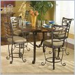 ADD TO YOUR SET: Riverside Furniture Stone Forge Gathering Height Table